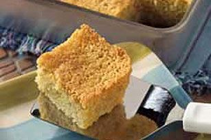 Pan dulce salvadoreño con queso