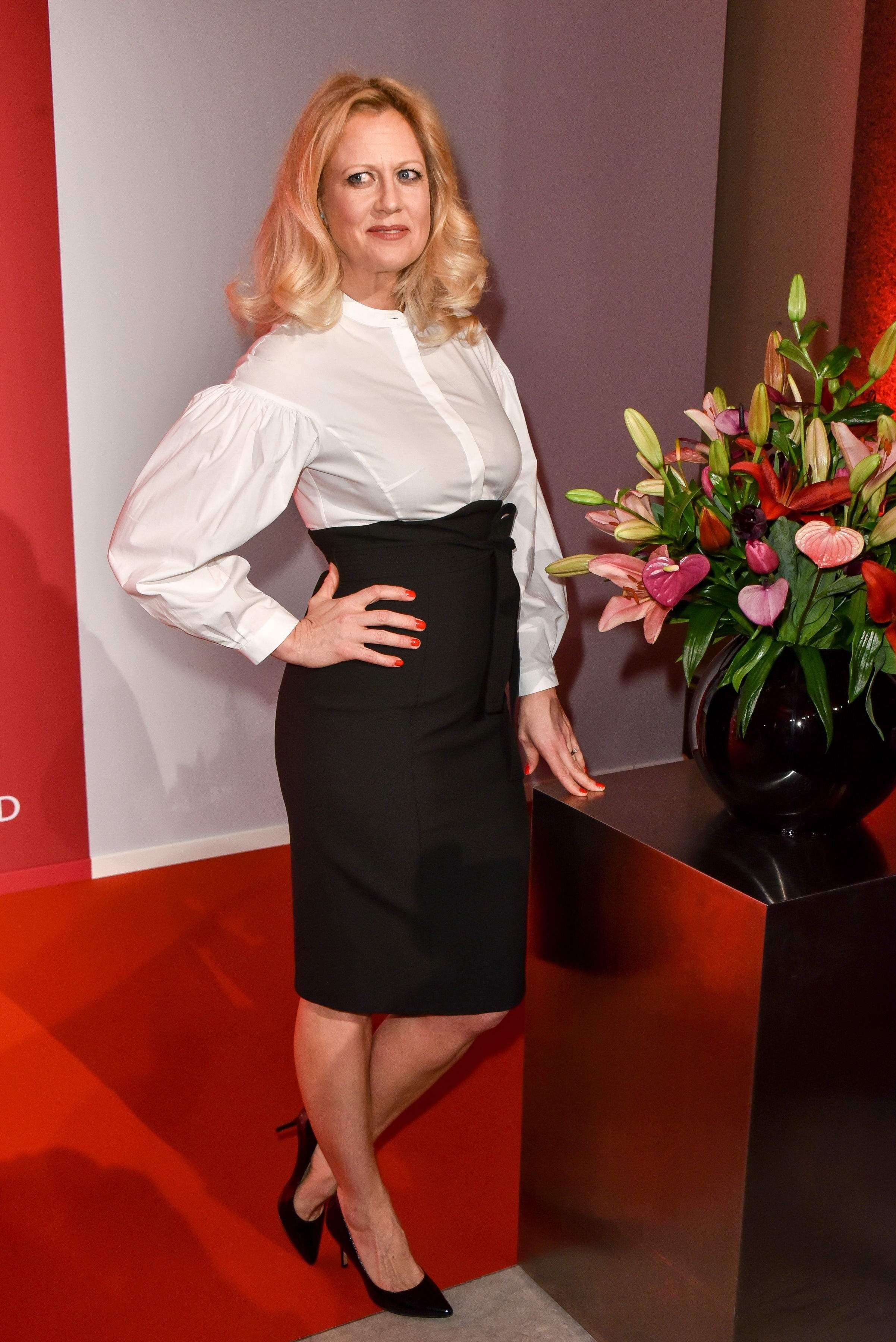 Barbara Schöneberger Reemtsma Liberty Award In Berlin 220318