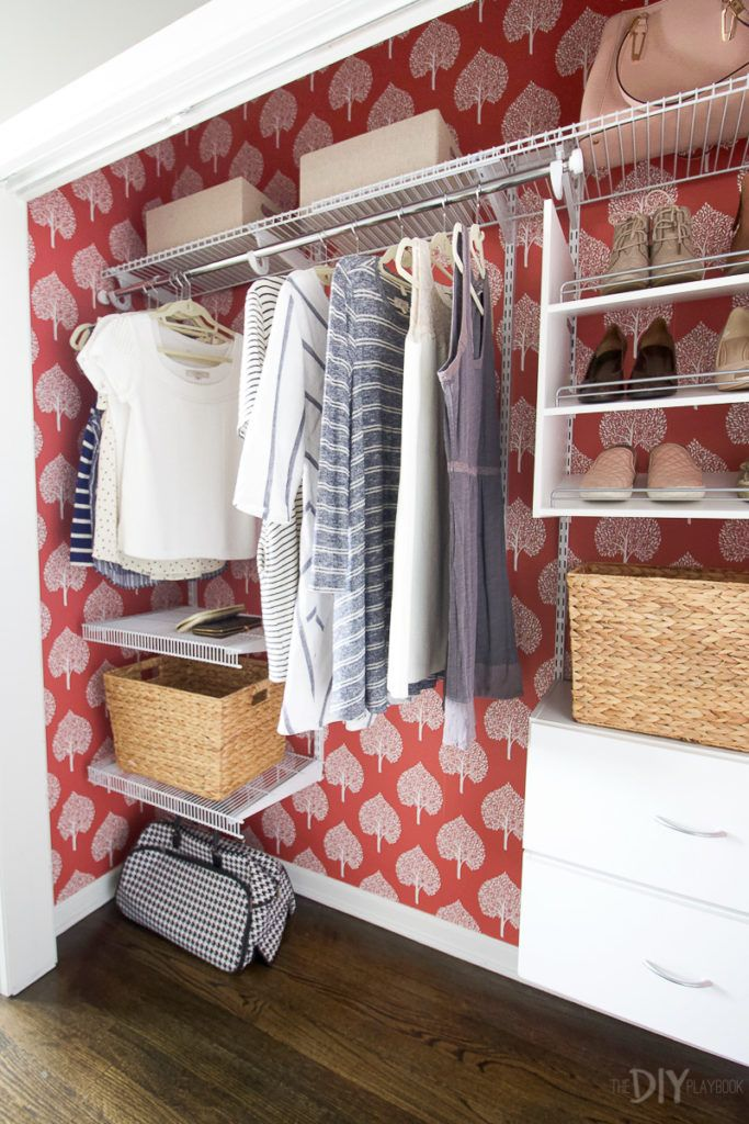 Tips to Install a Closet Organization System images