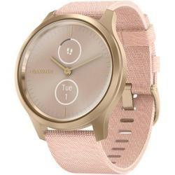 Garmin vivomove Style Smartwatch rosa, weißgold Garmin