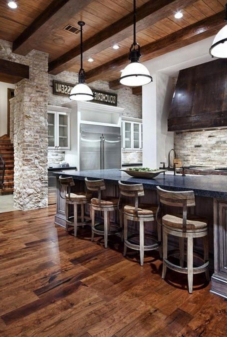 95 amazing rustic kitchen design ideas kitchen bar on awesome modern kitchen design ideas id=86760