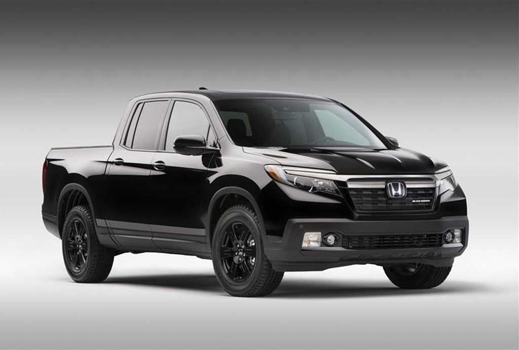 2017 Honda Ridgeline Redesign And Release Date