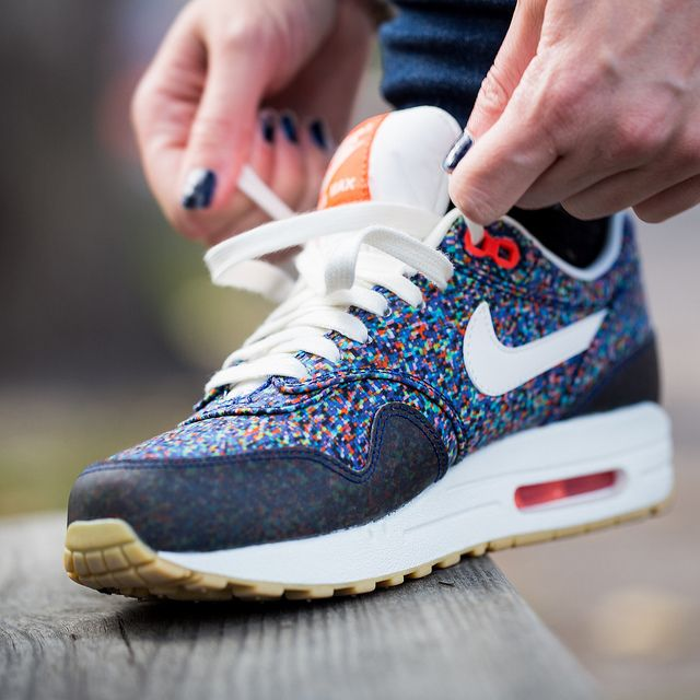 Nike Air MAX 1 ND Liberty | Nike free shoes, Nike air max