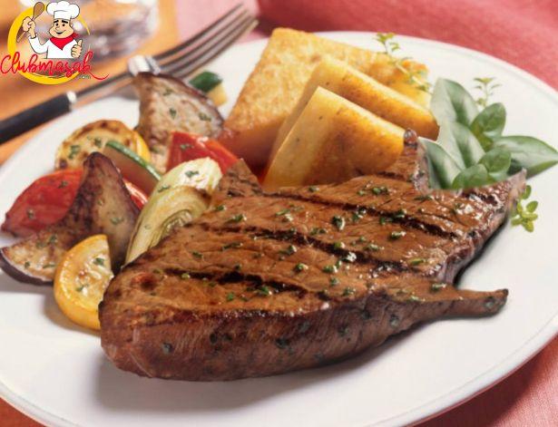 Resep Steik Gindara Salad Sayuran Resep Jamuan Club Masak Sayuran