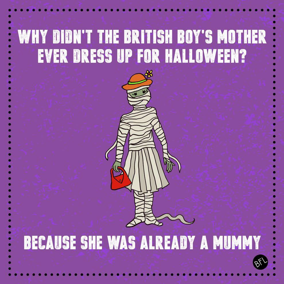 13 Dad Jokes Guaranteed To Slay This Halloween Halloween