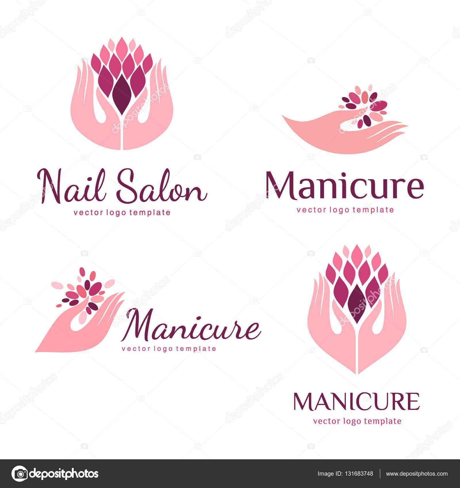 Resultado de imagen para logos para uñas Uñas, Diseños