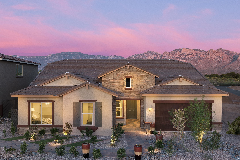 New Construction Neighborhoods In Tucson