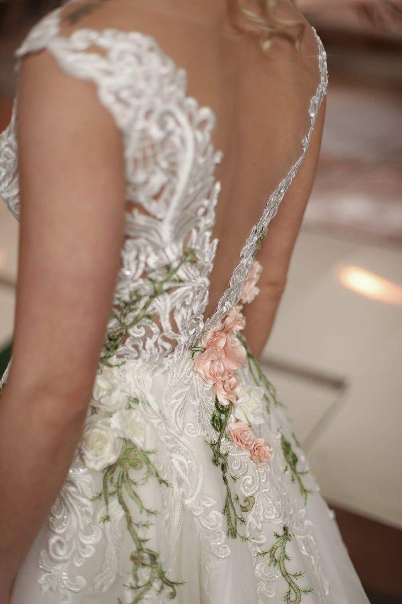 Robe de mariée Collection Rose du design Inga Ezergale, jusqu'au 15 mai 2020 prix spécial 1300EUR   – Wedding