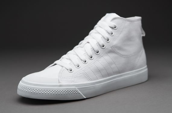 adidas originals trainers nizza hi classic 78