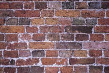 How To Build A Brick Planter Box Home Brick Red Bricks Brick