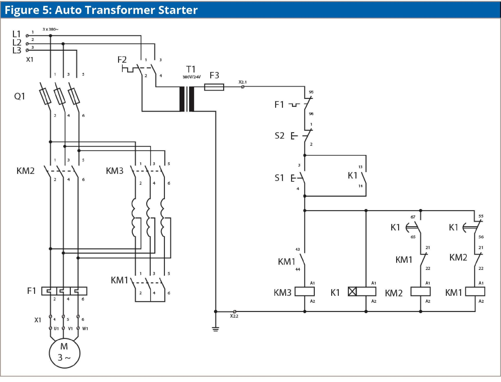 New Wiring Diagram Of Auto Transformer Starter #diagram #diagramtemplate  #diagramsample | ListrikPinterest