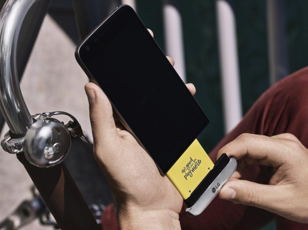 Uno smartphone top di gamma con design modulare 50aafff400c0