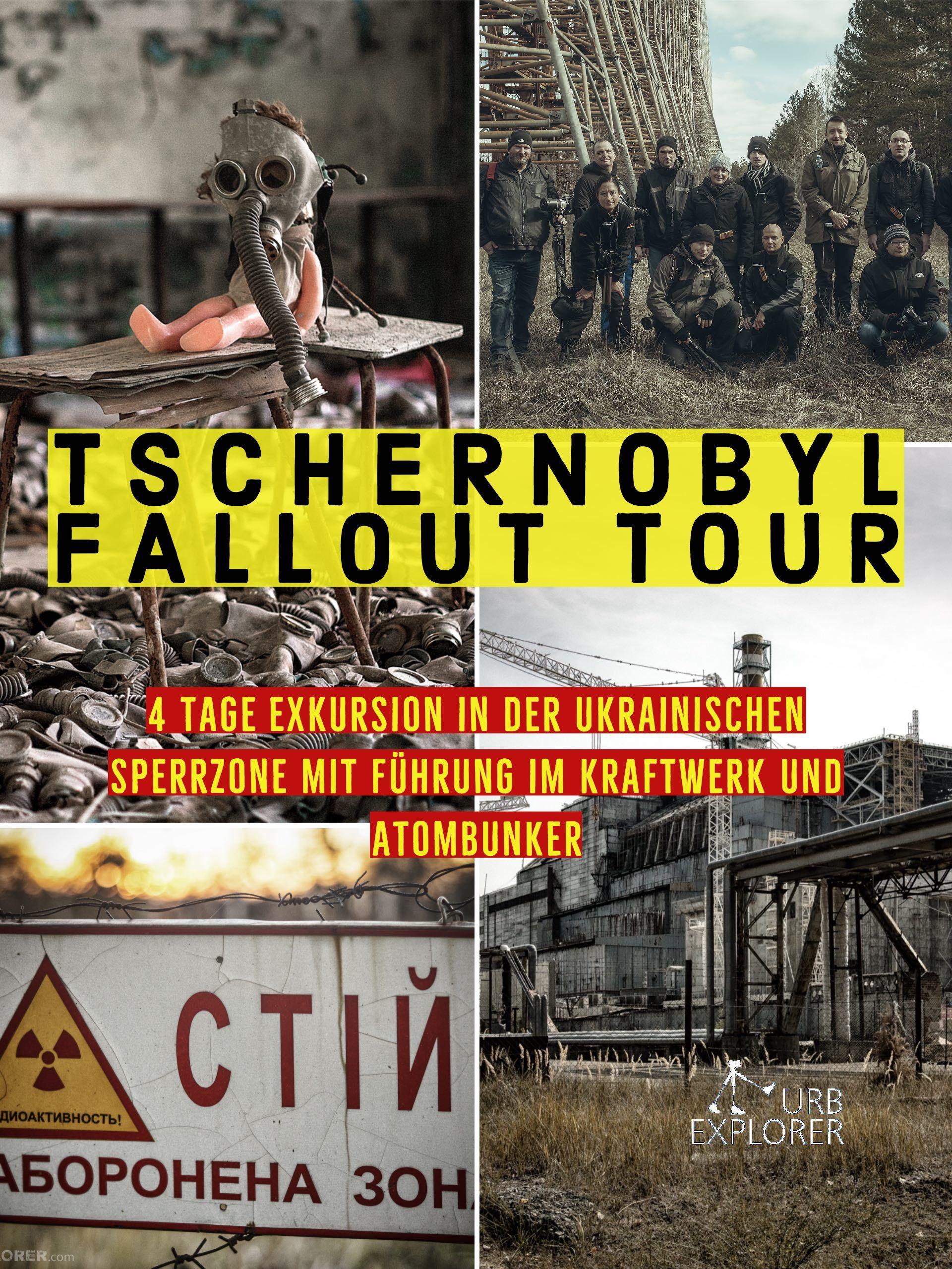 Tschernobyl Fallout Tour Abenteuerreisen Reisen Und