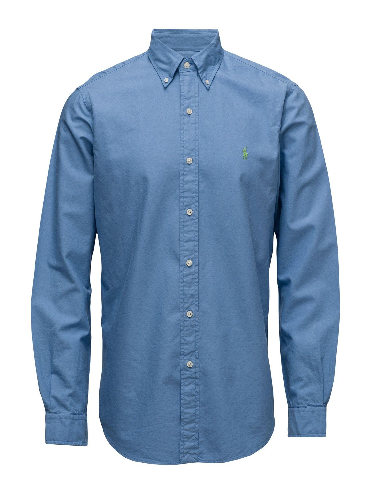 bf61d80e7 polo ralph lauren custom fit sport shirt - shirts harbor island b men tops  business