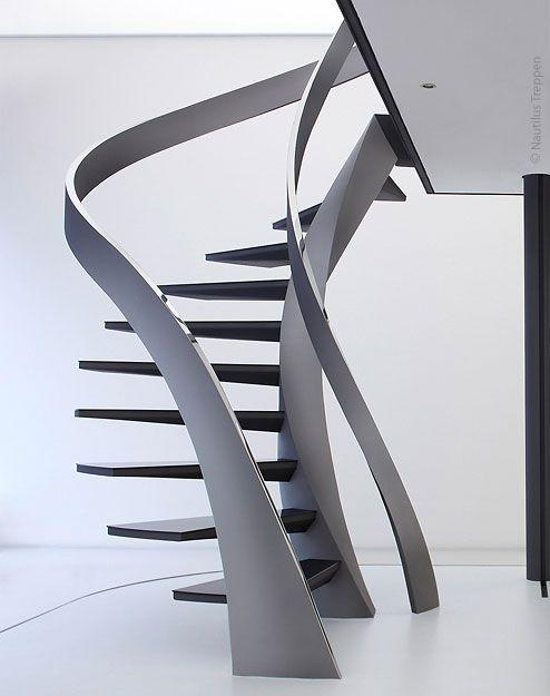 Sculptural Staircase   Google Search