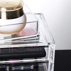 Photo of OBOR(オビオア) 化粧品 収納 コスメ収納 メイクケース コスメ収納スタンド コスメ収納ボックス 引き出し小物/化粧品入れ レディース :20180629040531-10:エターナルシー – 通販 – Yahoo!ショッピング