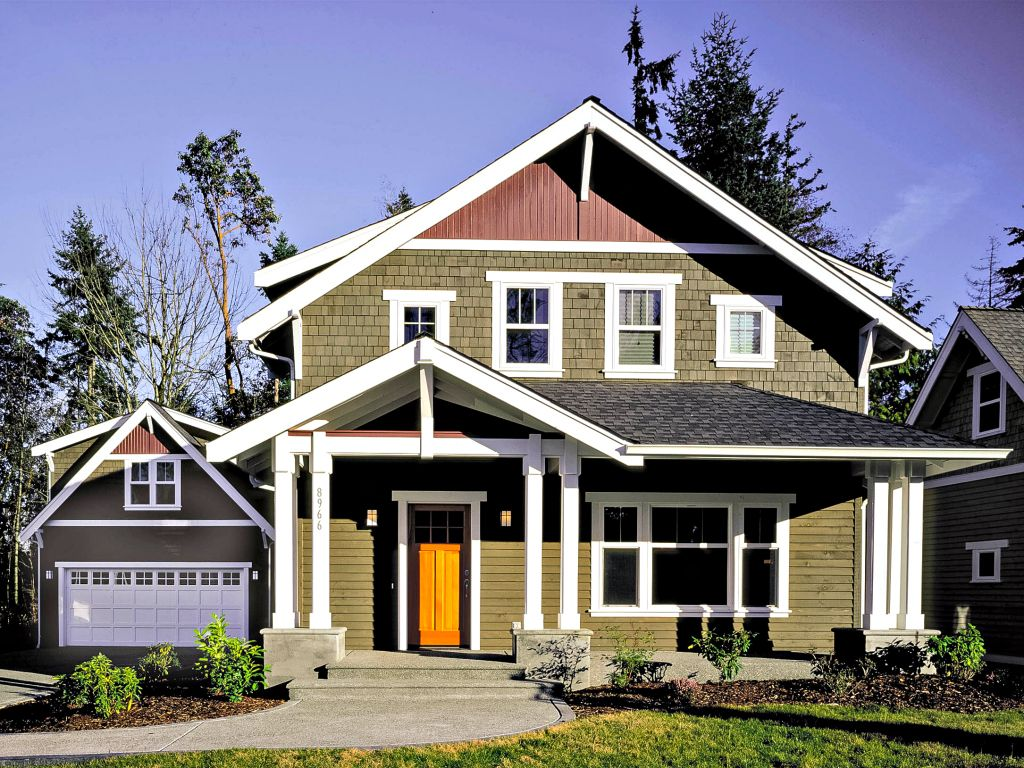 The Birch From Bungalow Company Specializing In New Old Homes Classic On