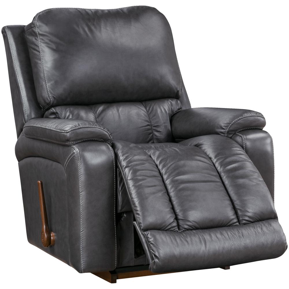 Slumberland Furniture Greyson Charcoal Rocker Recliner Rocker Recliners Recliner Power Reclining Loveseat