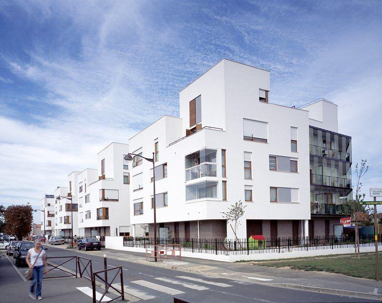 51 LOGEMENTS À VIRY-CHÂTILLON, Viry-Châtillon, 2011 - MARGOT-DUCLOT ARCHITECTES ASSOCIES