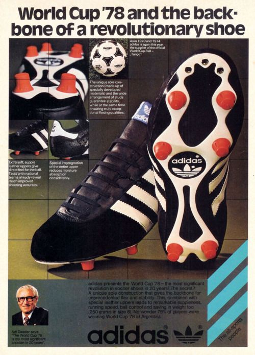 1978 World Cup- my dad had these when he played and gave them to me