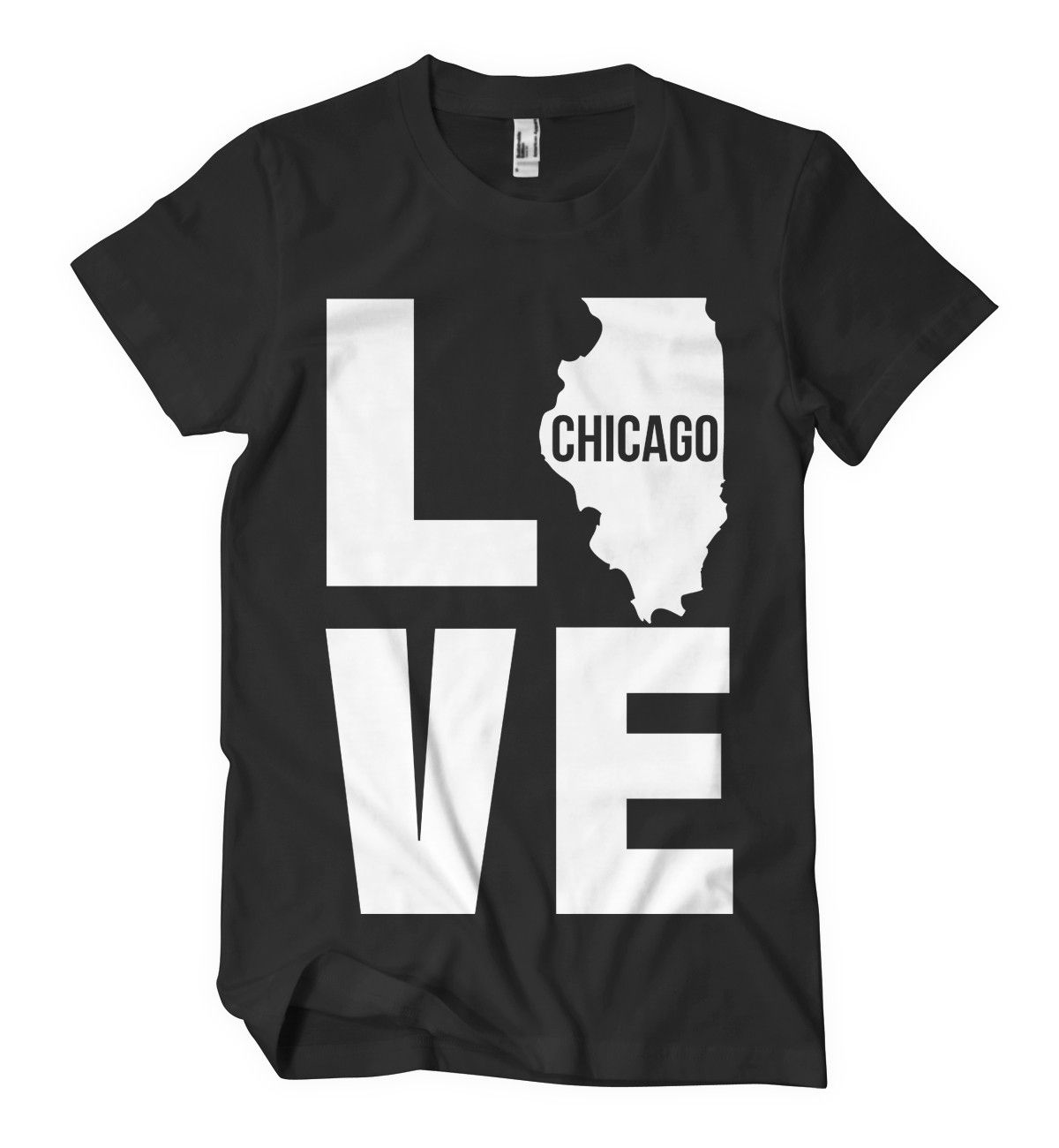 Love Chicago--$28, up to 4XL