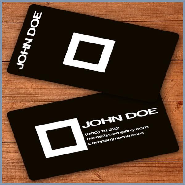 Erschwingliche Kundenspezifische Geschäfts Karten Zusammen