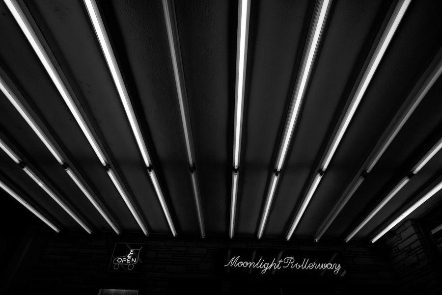 Moonlight Rollerway / YSL / Saint Laurent / Hedi Slimane / Los Angeles / Party / Glendale