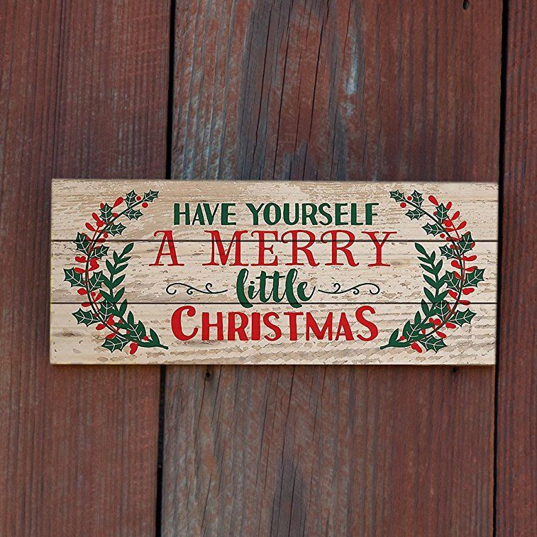 Christmas Wall Decor Decorative Wooden Signs With Quotes Sayings For New Decorative Wood Signs With Sayings