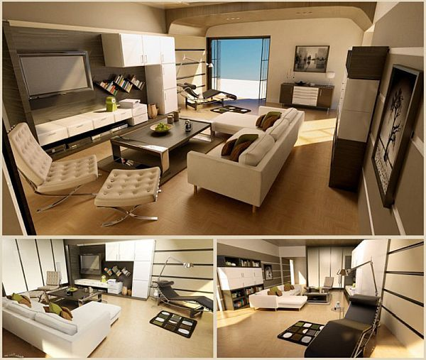 17 Bachelor Pad Decorating Ideas   Apartments, Interiors and ...