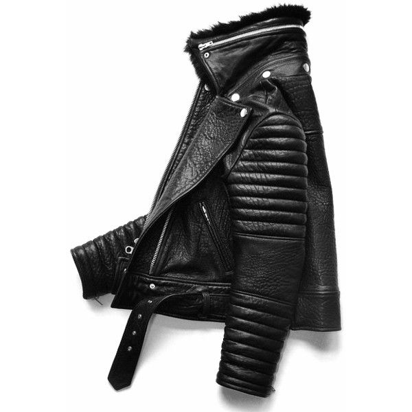 RAINIER Structured Moto - The Arrivals — How to Bitch - Wo   Men's... ❤ liked on Polyvore featuring men's fashion, men's clothing, men's outerwear, men's jackets, jackets, outerwear, coats & jackets, tops, filler and mens urban jackets