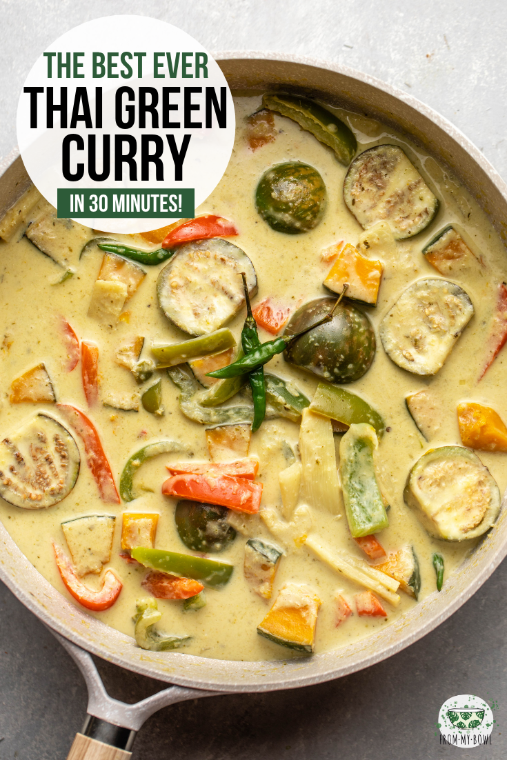 Best Ever Thai Green Curry