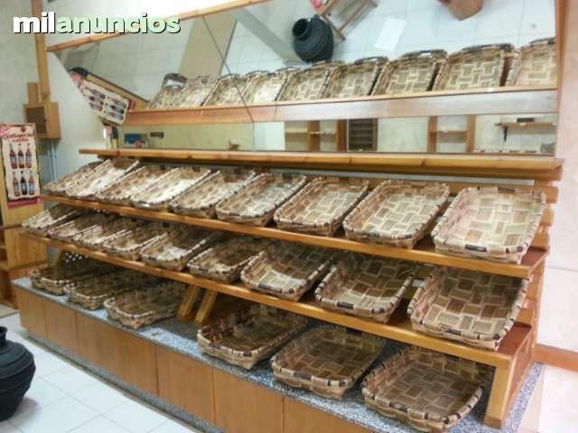Mil anuncios com estanterias panaderia compra venta de for Compra mobiliario oficina segunda mano