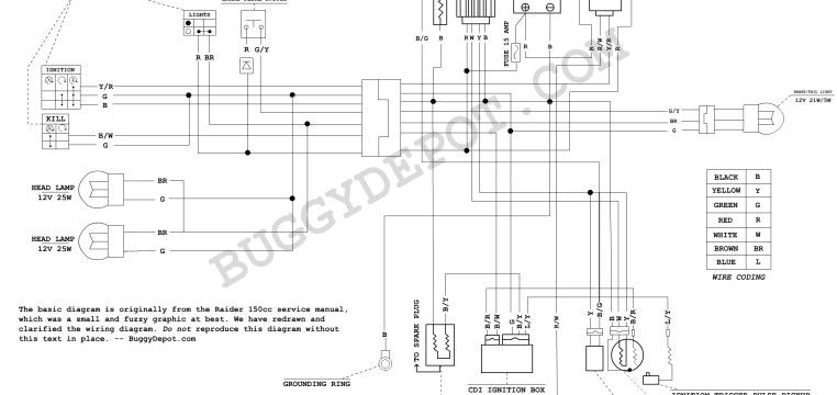 Dazon Raider Classic – Wiring Diagram | Electricity, Diagram, RaidersPinterest