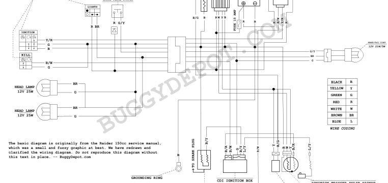 Dazon Raider Clic - Wiring Diagram | Cartz n Buggyz ... on