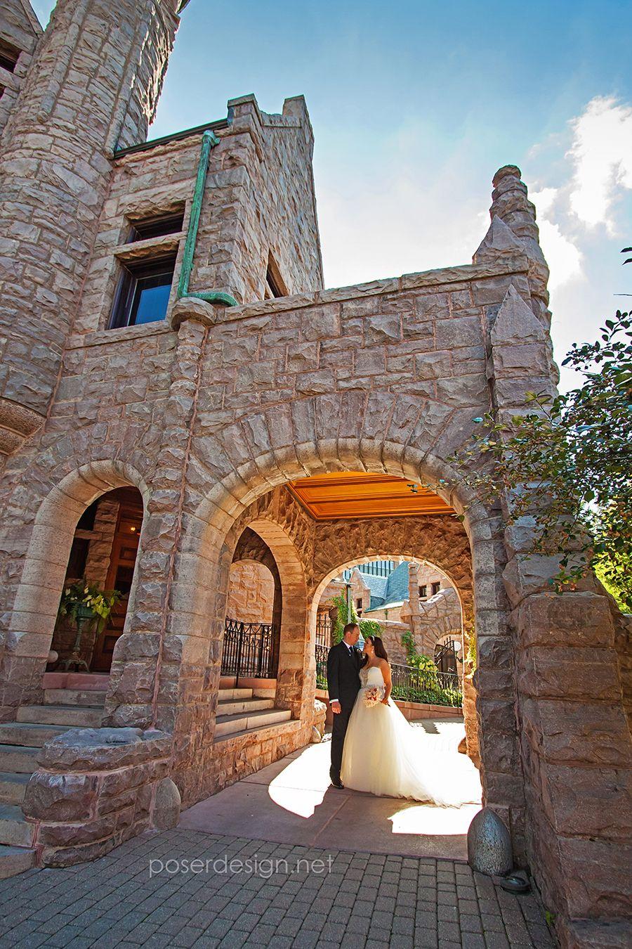 Fairy Tale Wedding At The Van Dusen Mansion