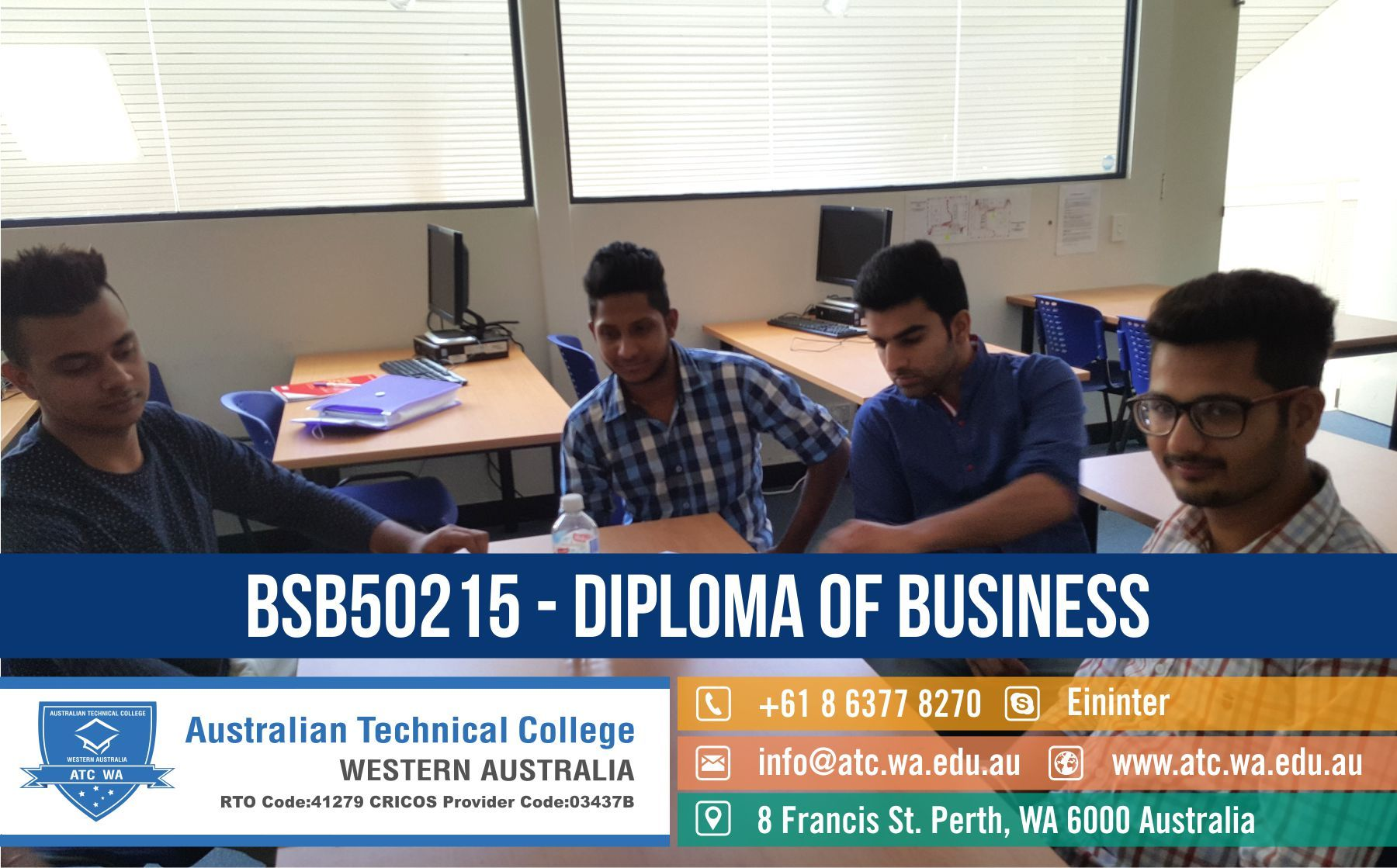 Diploma of business business courses colleges in
