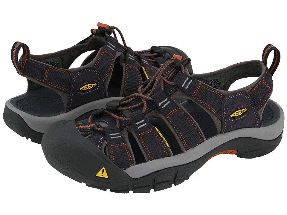 KEEN Newport H2 Men's Sandals India Ink/Rust
