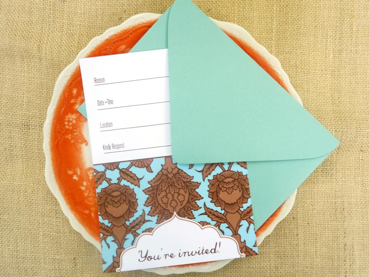 16 (Free!) Printable Party Invitations for Any Occasion is part of Free printable party invitations, Party invitations printable, Party printables free, Party printables, Party invitations, Invitations - HGTV com shares free printable party invitations for any occasion