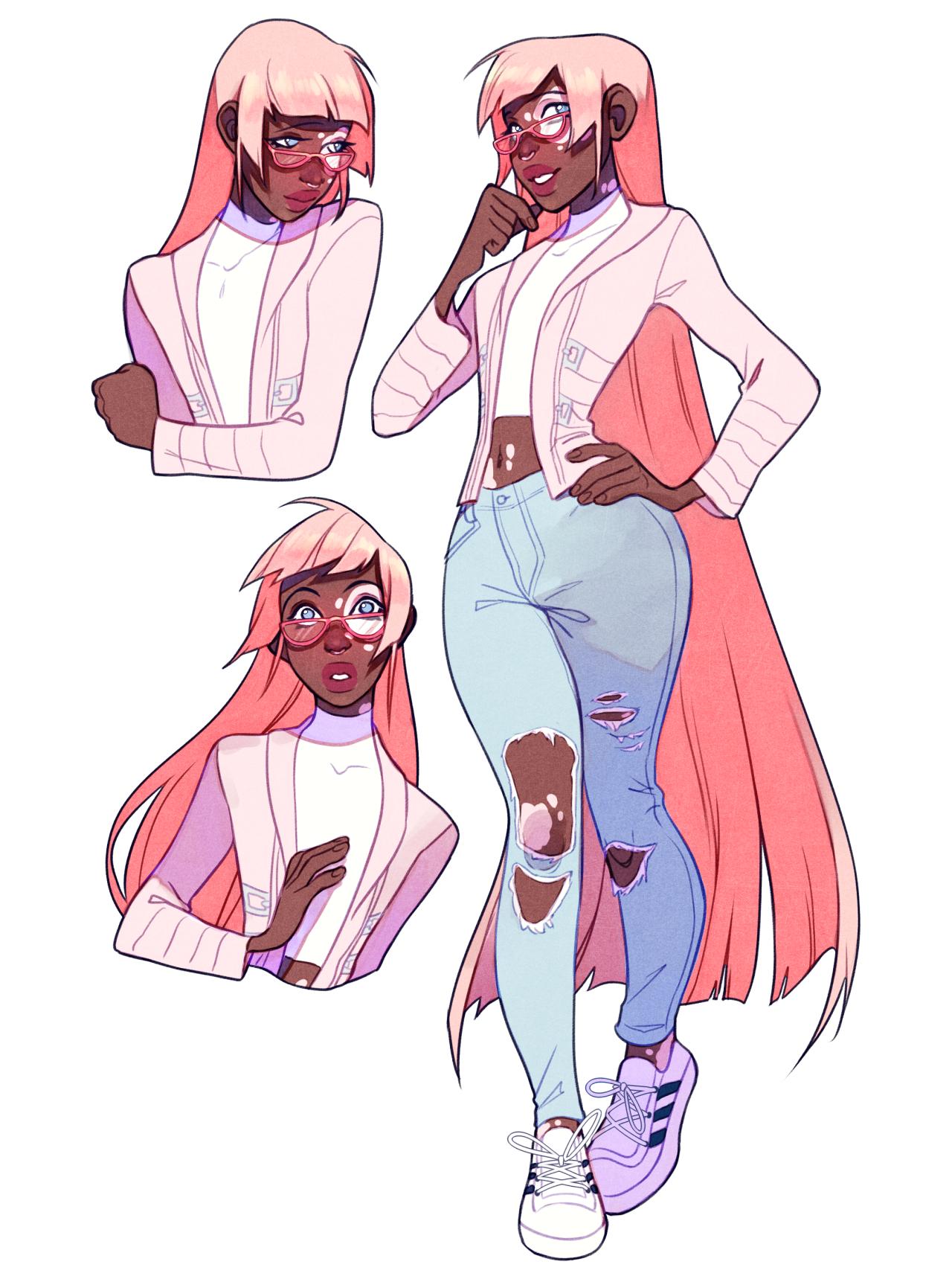 Female Character Design Tutorial : Http sandflakedraws tumblr image