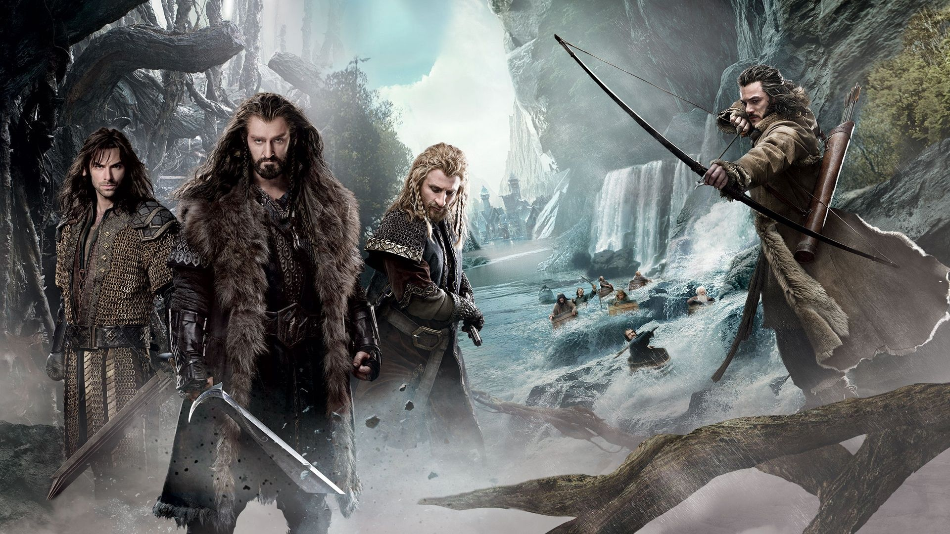 Download torrent the hobbit there and back again 2014 http