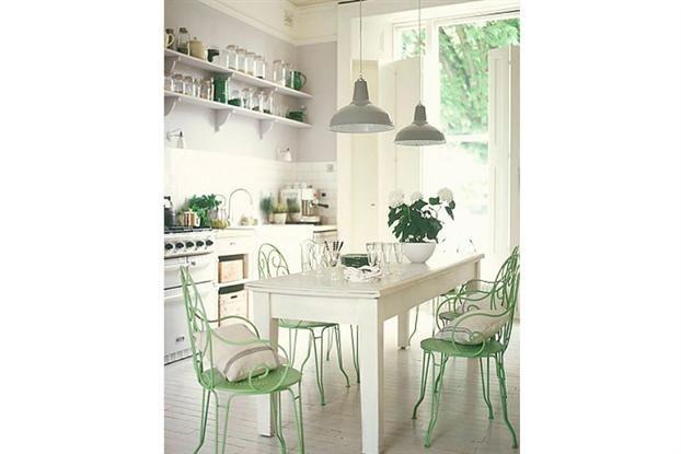 Propuestas en verde para tu cocina | ESPACIO LIVING