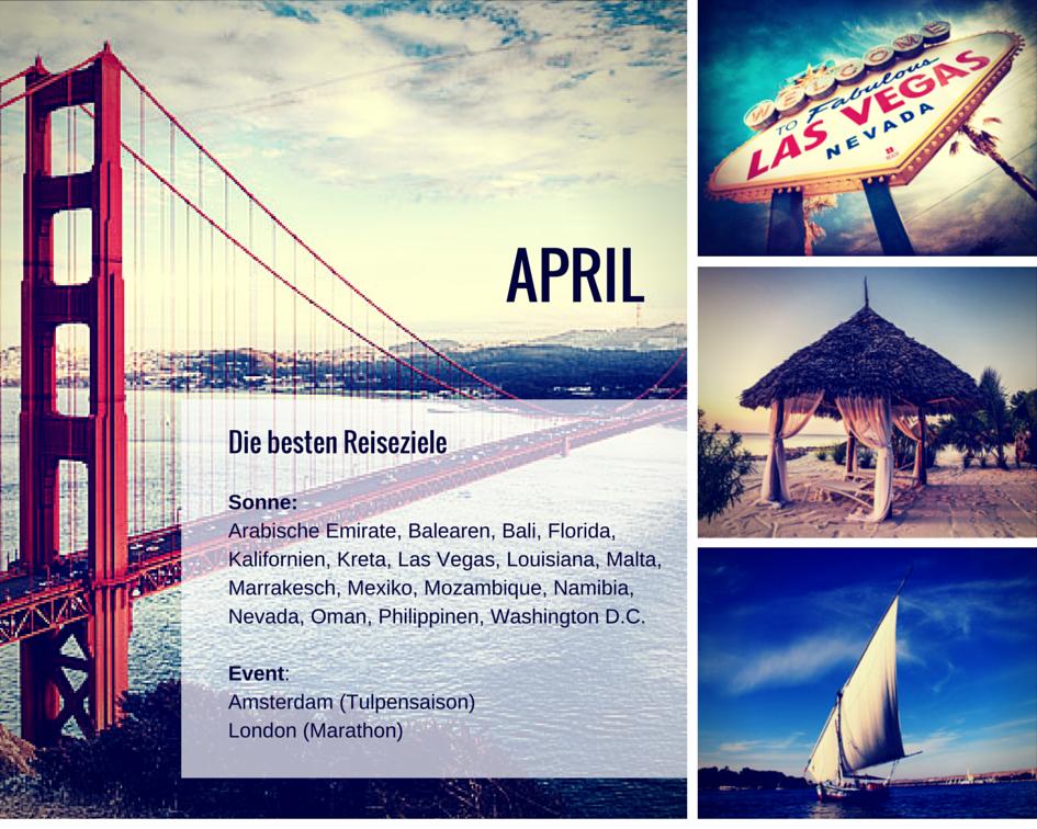 Die besten Reiseziele im April http://www.flitterbook.de/die-besten-reiseziele-fuer-jede-jahreszeit2/