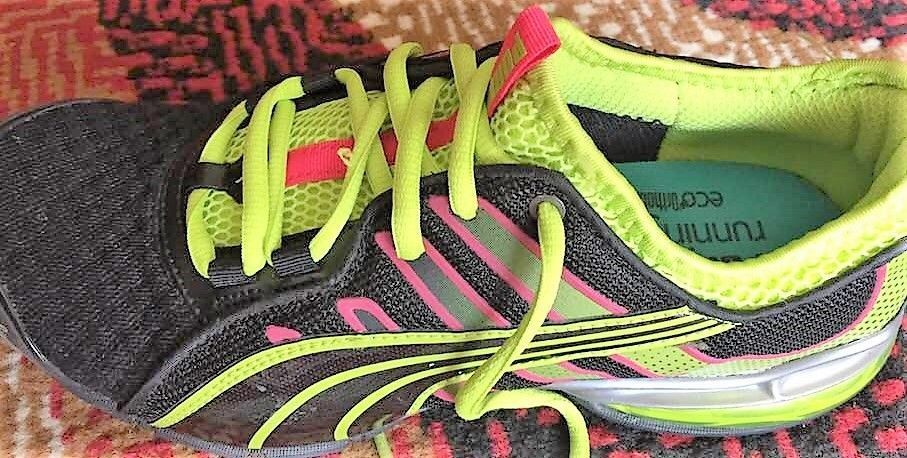 Women s Puma ArchTec Eco Ortholite Running ShoesGREEN BLACK -Size 8   fashion  athleticshoes 44470f445