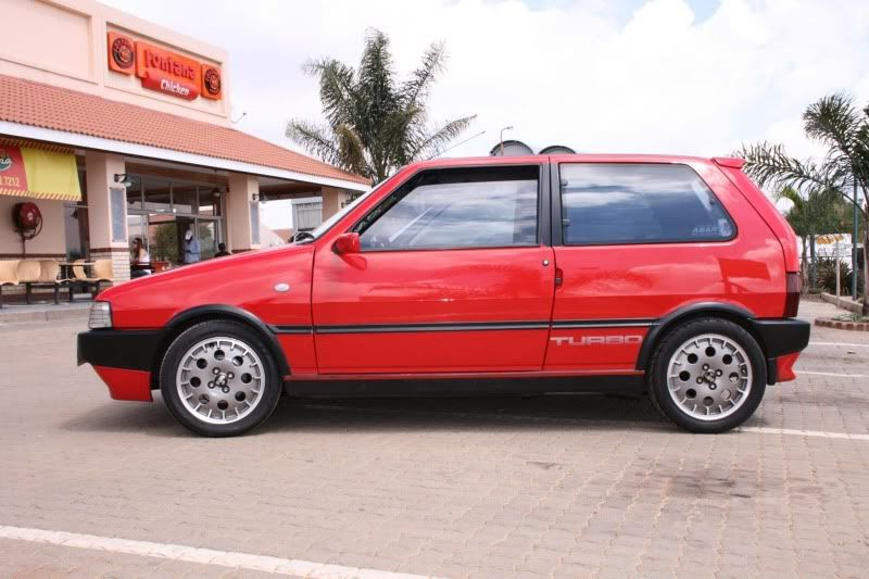 Fiat Uno Turbo Abarth Avec Images Voitures De Collection