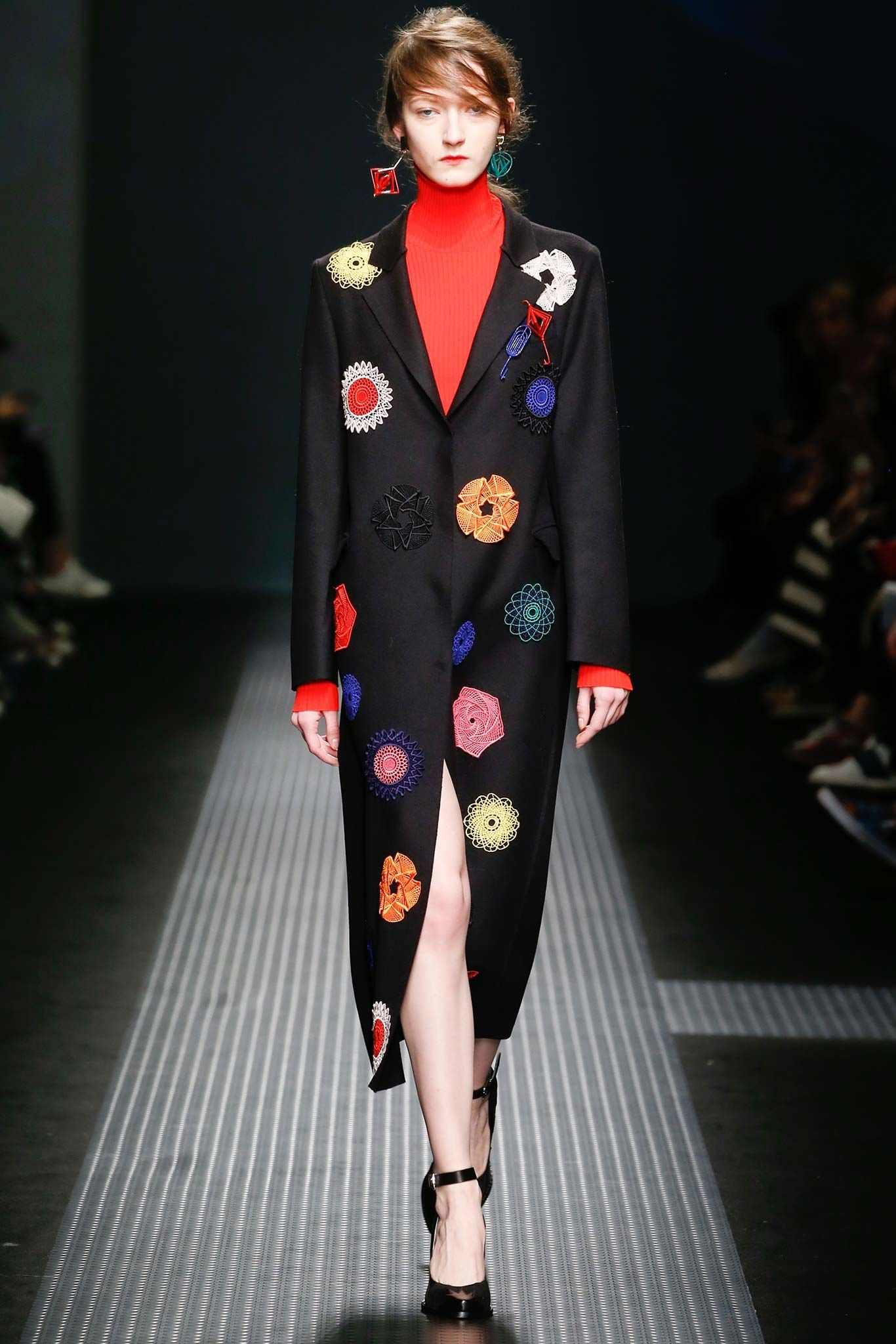 look 40 - MSGM Fall 2015 Ready-to-Wear Collection Photos - Vogue