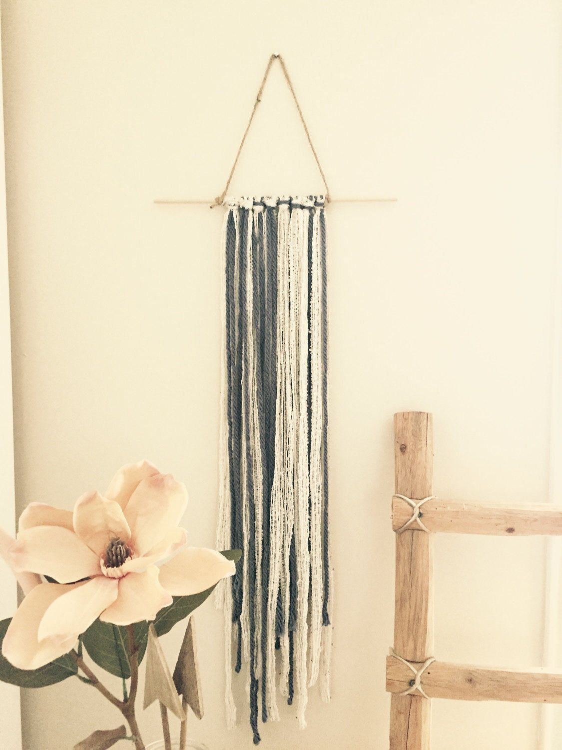 Blue moon boho wall hanging wall tapestry bohemian decor bedroom