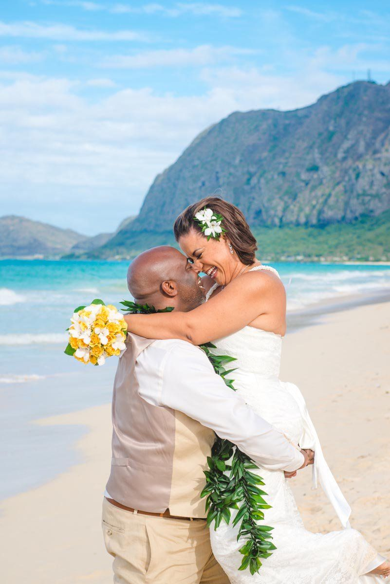 Sherwood Forest Beach Gallery Weddings of Hawaii in 2019
