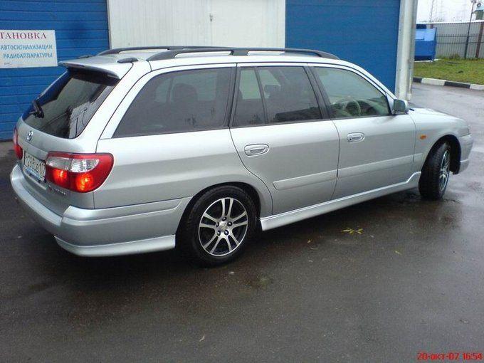 mazda capella gt wagon | mazda | pinterest | mazda capella, mazda