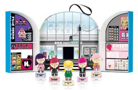 Amazon.com: Harajuku Lovers Wicked Style Blockbuster Set Eau De Toilette Spray, 1.5-Fluid Ounce: Beauty