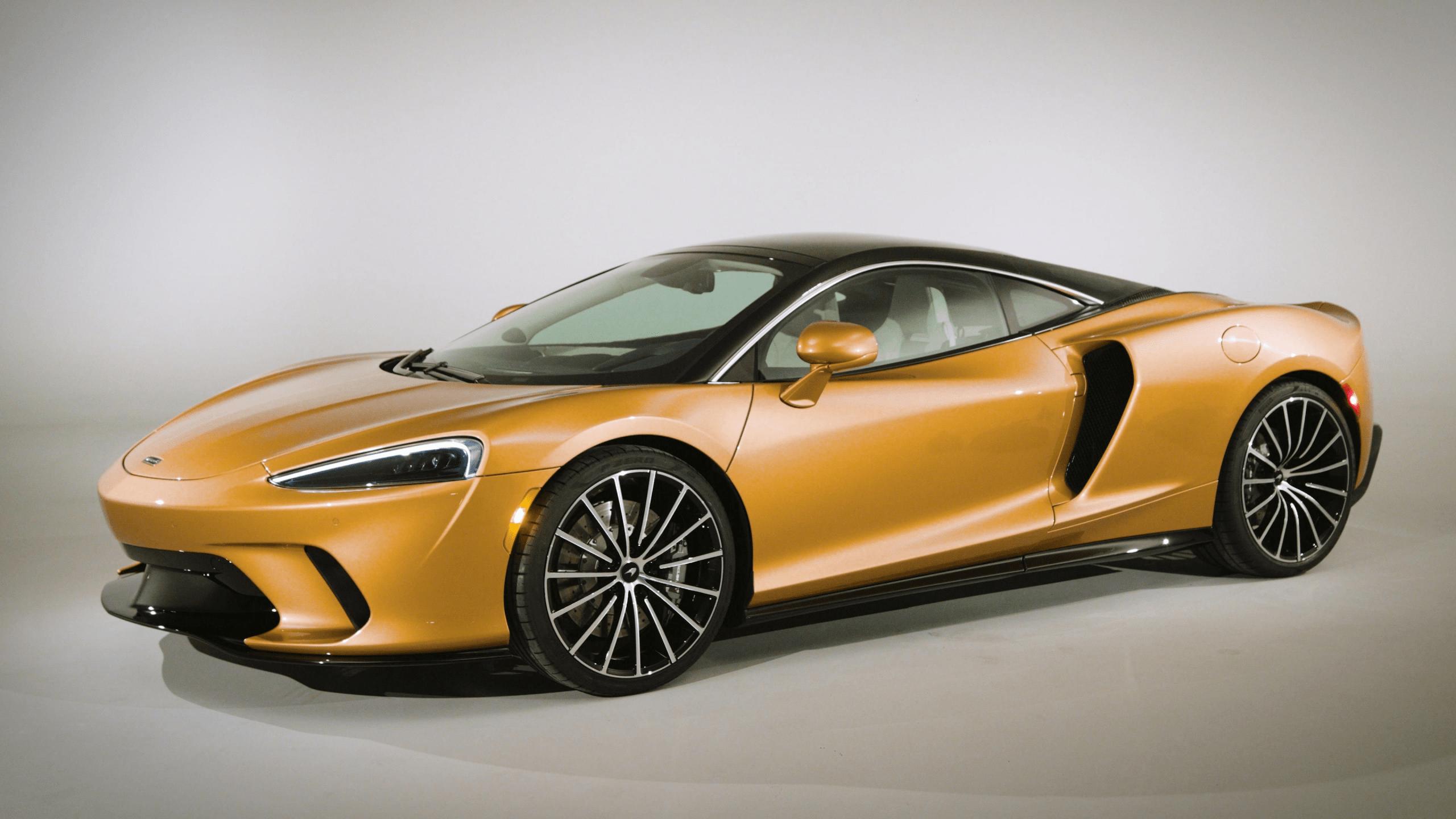 2020 McLaren 570S Coupe Redesign